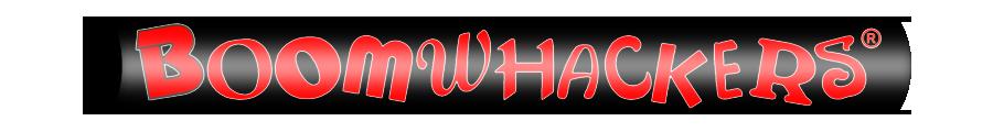 Boomwhackers logo - Benelux distributie: Dick Visser Music Sales