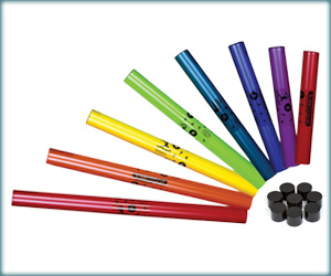Boomwhackers - Benelux distributie: Dick Visser Music Sales