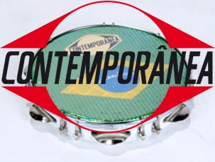 Contemporanea Brazilian percussion instruments