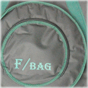 Flexbag instrument gigbags made especially for Dick Visser Music Sales