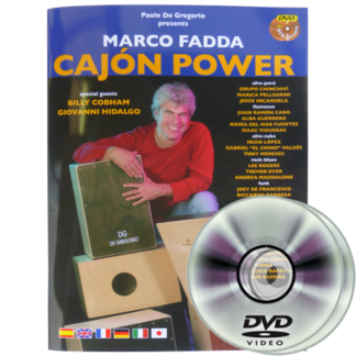 DG Marco Fadda Cajon-Power