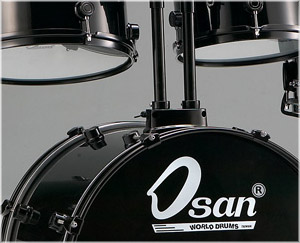 OSAN drums en percussie