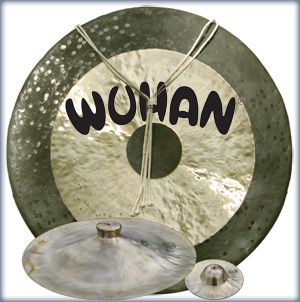 Wuhan Chinese Cymbals and Gongs