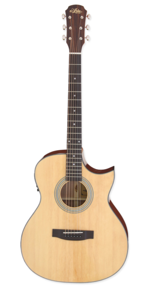 ARIA-201CE Acoustic/electric guitar met pick-up