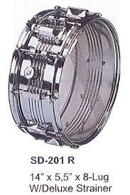 OS-SD201 Snaredrum 5,5 metal