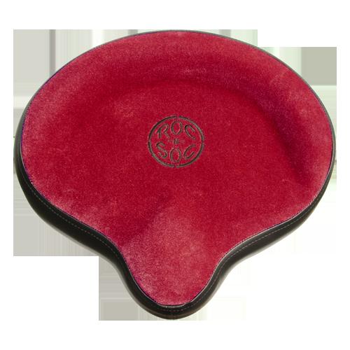 Roc N Soc Rs Mso R Retro Fit Drum Seat Original Red With