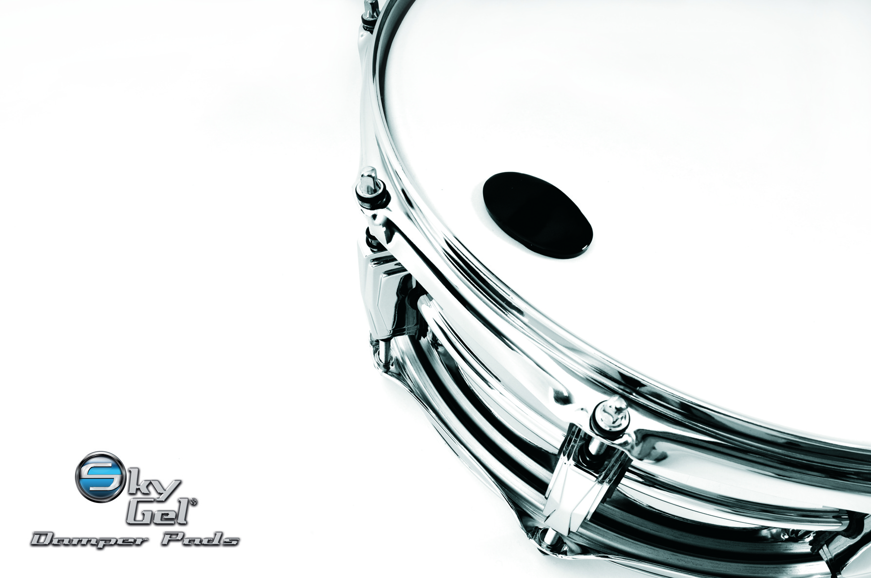 SkyGel Black on Snare
