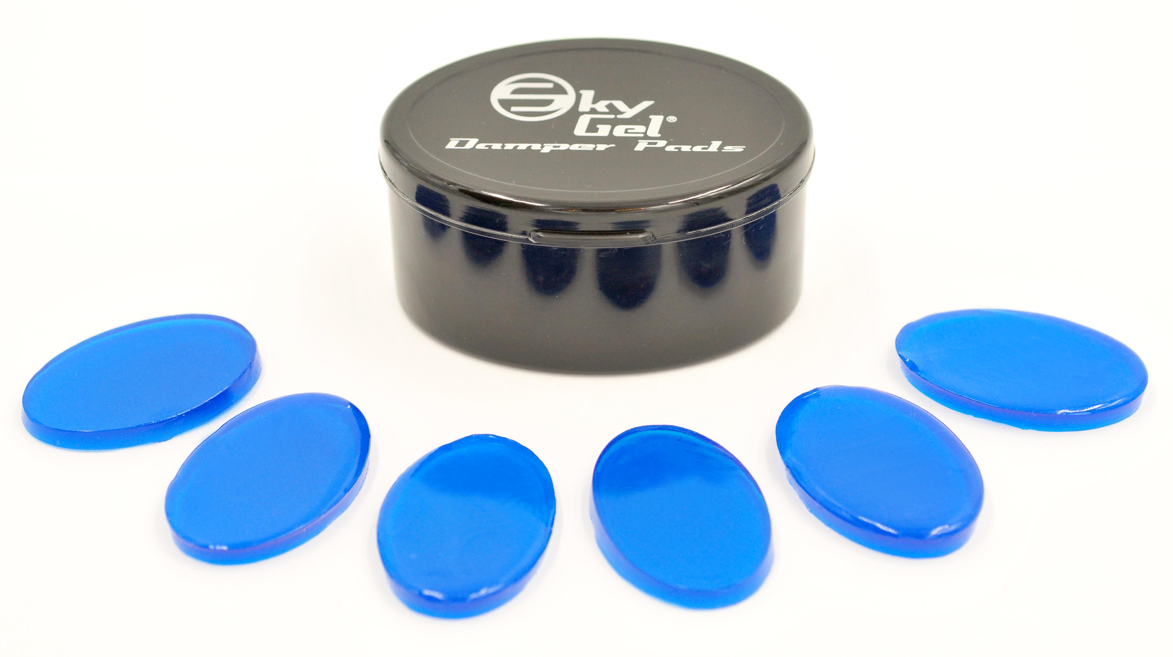 SkyGel Crystal Blue