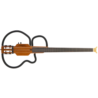ARIA Sinsonido fretless bass AS-691-BFLMH