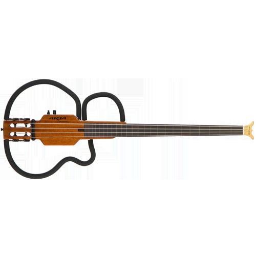 ARIA Sinsonido fretless bass AS-691-BFLMH
