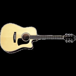 ARIA-AD18CE dreadnought western gitaar met cutaway en pickup