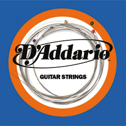 D'addario guitar strings