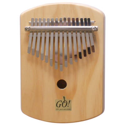 GO Percussion KLMB Professional model Kalimba