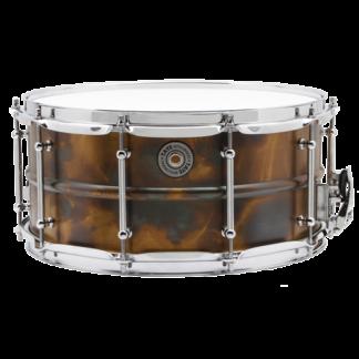 "Taye VB-1465 MetalWorks snare 14 x 6,5"" Vintage Brass"