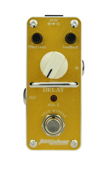 ARO-ADL3 Aroma Toms Line mini effect delay pedaal
