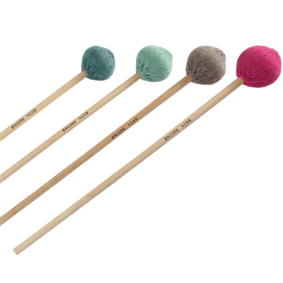 ENCORE FE-NGB Nancy Zeltsman Signature set of 4 mallet pairs for marimba