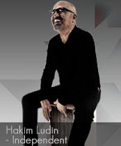 DG cajons endorser Hakim Ludin