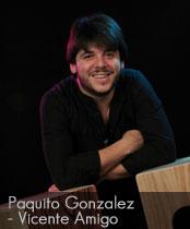 DG cajons endorser Paquito Gonzales