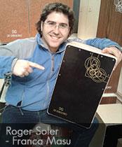 DG cajons endorser Roger Soler