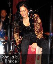 DG cajons endorser Sheila-E