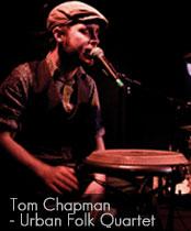 DG cajons endorser Tom Chapman