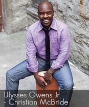 DG cajons endorser Ulysses Owens
