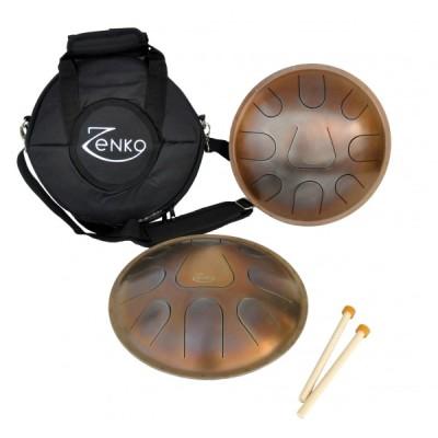 Zenko tongue drum 9-tonig C-pentatonisch
