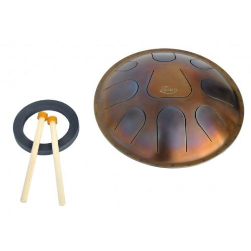 Zenko tongue drum 9-tonig Equinox