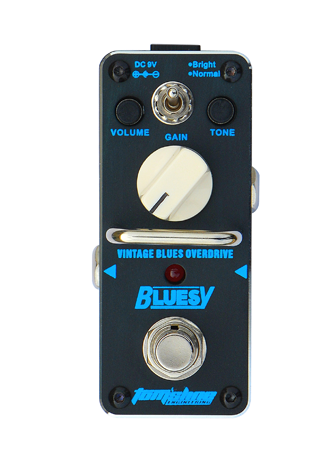 ARO-ABY3 Aroma Toms Line Bluesy effect mini pedal
