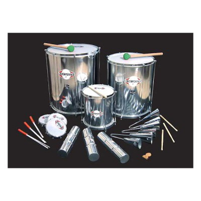 CONTEMPORANEA C-PACK01 Pro Series 13-delige Samba Pack