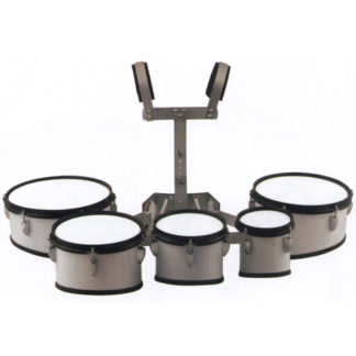 GO Percussion GO-JBQA05 Timp-tom marching set