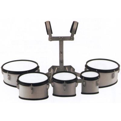 GO Percussion GO-JBQA05 Timp-tom marching set