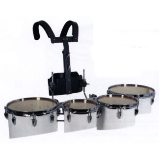 GO Percussion GO-JBQAZ04 Timp-tom marching set