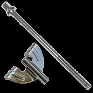 OSAN TRBDC Tension Rod, 108 mm, plus claw