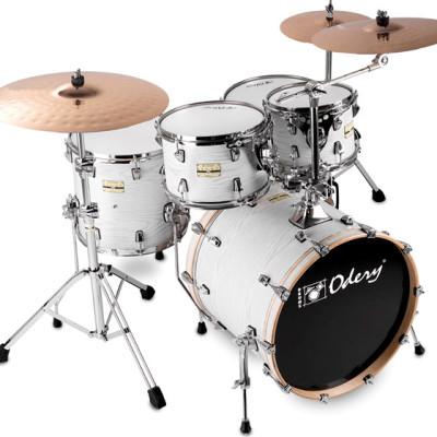 Odery Fluence Jam Set, inclusief hardware