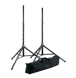 K&M 21449-000-55 Speaker stand set of 2