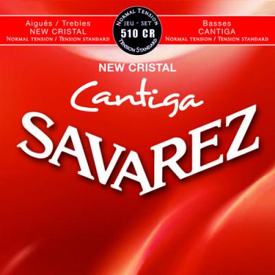 SAV-510CR Cantiga snaren set