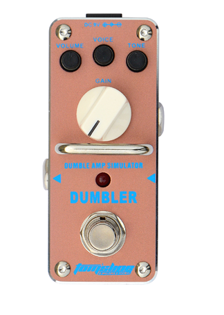 ARO-ADR3 Aroma Toms Line Dumbler effect mini pedal