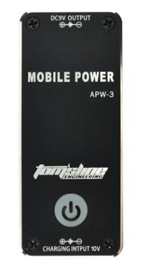 ARO-APW3 Aroma Toms Line Mobile power supply pedal
