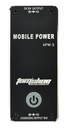 ARO-APW3 Aroma Toms Line Mobile power supply pedal