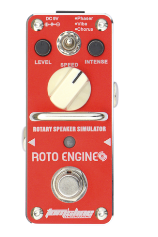 ARO-ARE3 Aroma Toms Line Roto engine mini effect pedal