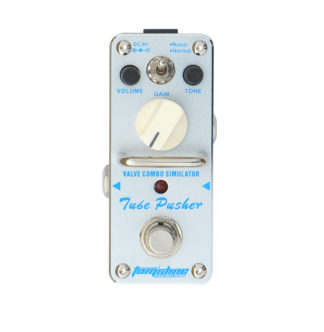 ARO-ATP3 Aroma Toms LIne Tube pusher effect mini pedal
