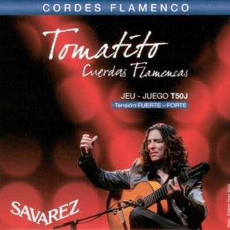 SAV-T50J tomatito-flamenco snaren set