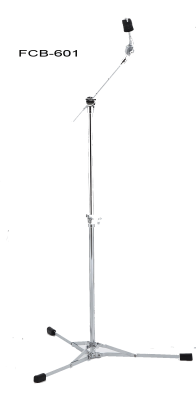 STA-FCB601 Cymbal boom stand Flat base retro