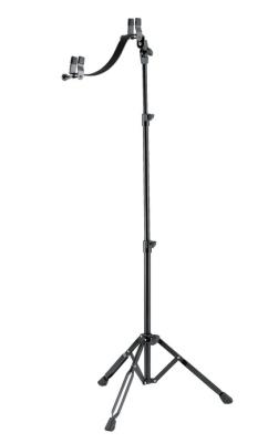 K&M-14760-000-55 Guitar performer stand, black