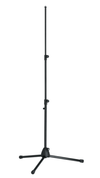 K&M-19900-300-55 Microfoon stand extra hoog