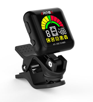 AROMA AT-102 Clip tuner rechargeable battery