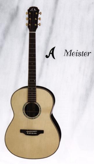ARIA-MSG05/N meister klassieke gitaar massief