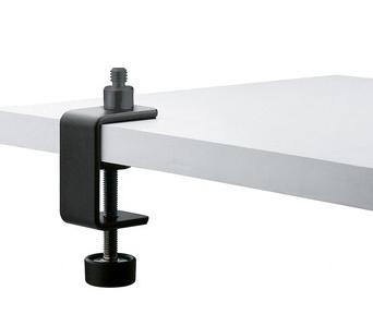 K&M-23700-300-55 Tafel klem voor mikrofoon