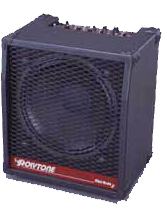 Polytone Sonoc bass amp